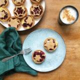 Vanille Kirsch Pies