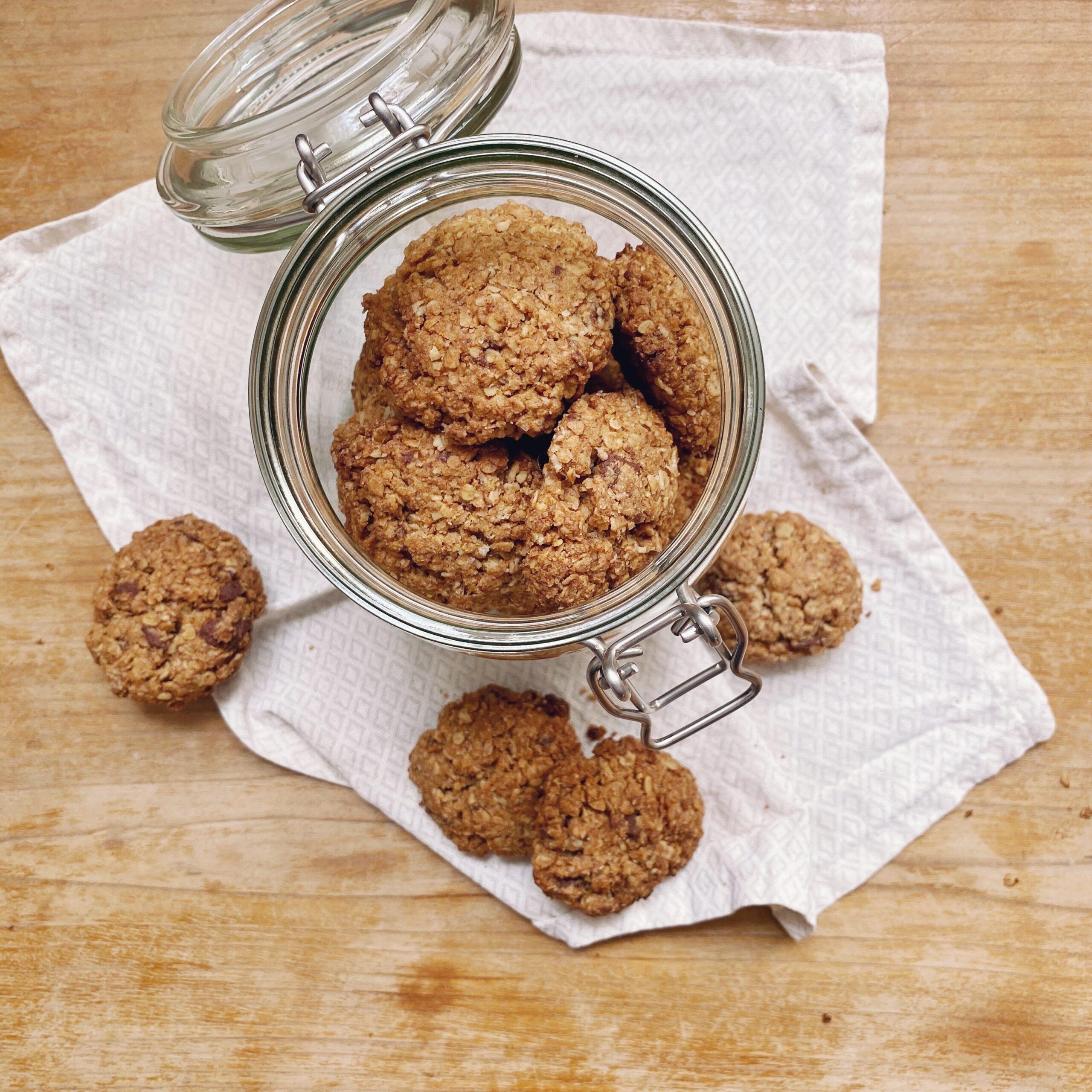 Schoko Cookies Vegan
