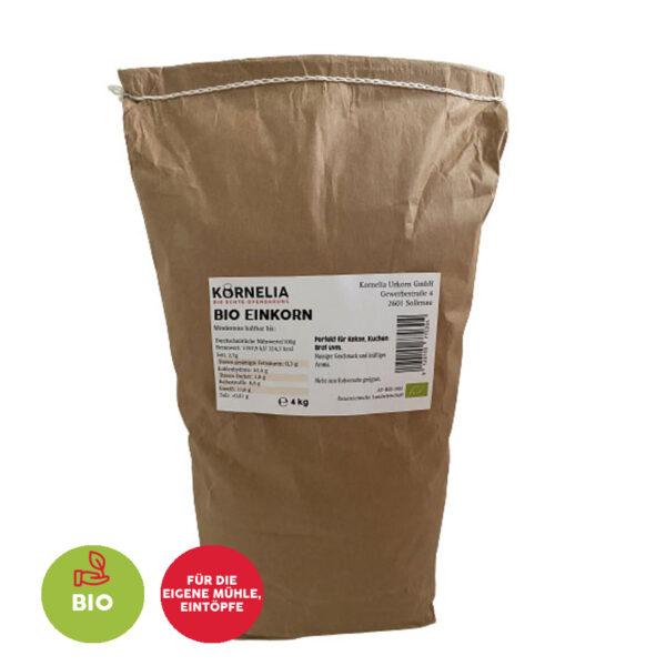 Bio Einkorn Korn 4kg