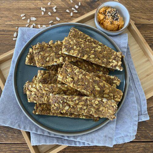 Urkorn-Saaten-Cracker